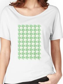Green Spine Women's Relaxed Fit T-Shirt