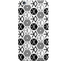 EXO Logo Pattern 2 iPhone Case/Skin