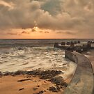 Pastel colours - Coogee by Adriano Carrideo