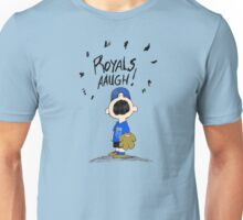 ROYALS AAUGH! Unisex T-Shirt