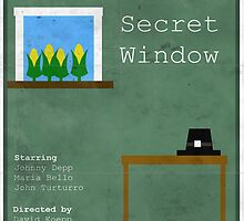 Secret Window Minimal by Stevie B