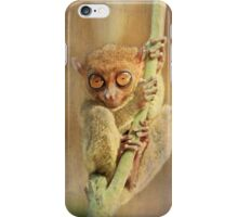 Phillipine tarsier iPhone Case/Skin
