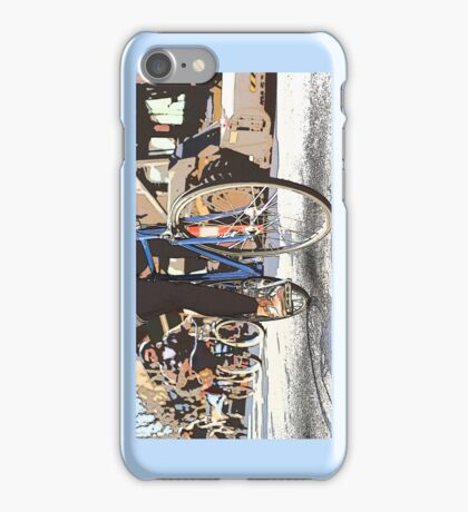 Summer Cycling 2 iPhone Case/Skin