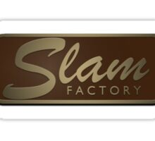 Slam Factory Sticker