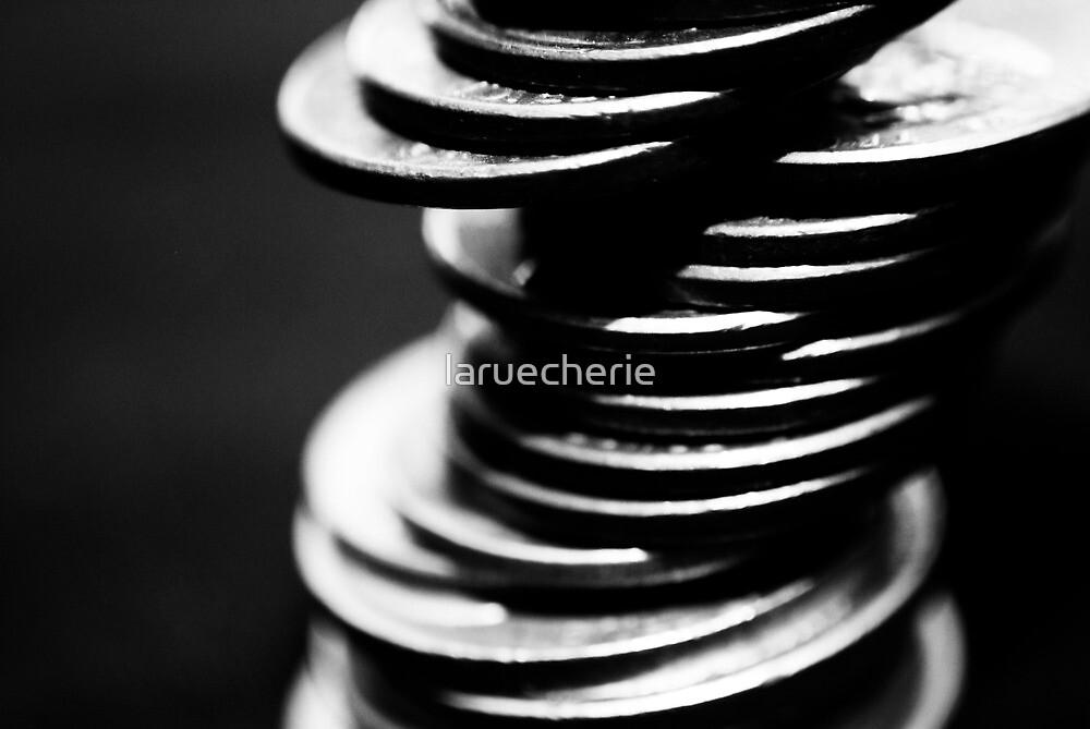 A Balancing Act by laruecherie