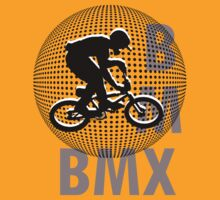 A BMX T-SHIRT by ralphyboy