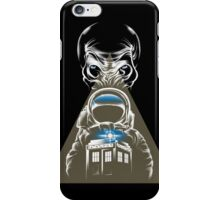 Impossible Astronaut V2 iPhone Case/Skin