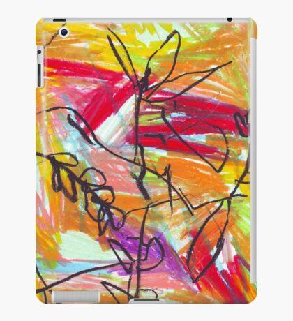 Midnight Garden cycle 11 11 iPad Case/Skin