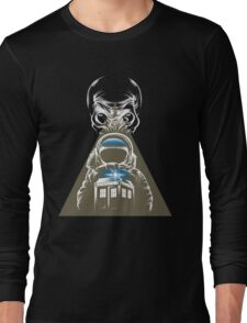 Impossible Astronaut V2 Long Sleeve T-Shirt