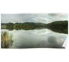 Esthwaite Water, The Lake District Poster