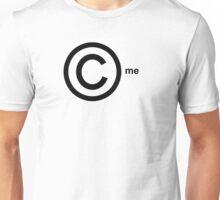 Copyright Me (black) Unisex T-Shirt