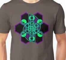 Fibonacci Cube Unisex T-Shirt