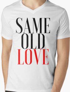 """SAME OLD LOVE"" BY SELENA GOMEZ (FROM REVIVAL) Mens V-Neck T-Shirt"