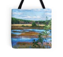 The Magic of Acadia Tote Bag