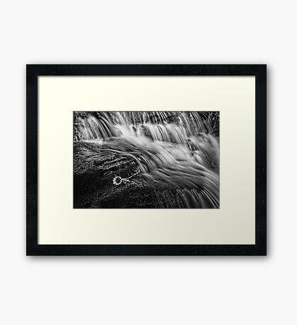 East Gill Force 03 - Nr Keld, Yorkshire Dales Framed Print