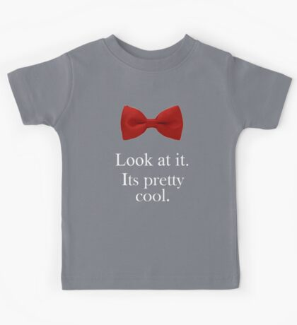 Bowties are cool. Kids Tee