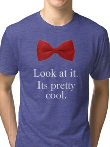 Bowties are cool. Tri-blend T-Shirt