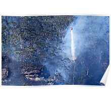 Fire at Echo Point III Poster
