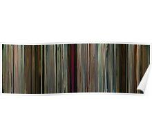 Moviebarcode: Potiche (2010) Poster