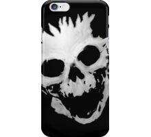 Skull Helmet iPhone Case/Skin