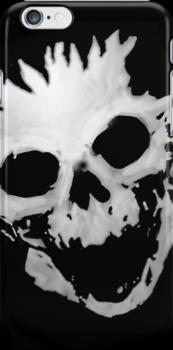 Skull Helmet by Erik Johnson