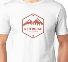 Warcraft Red Ridge Mountains Unisex T-Shirt