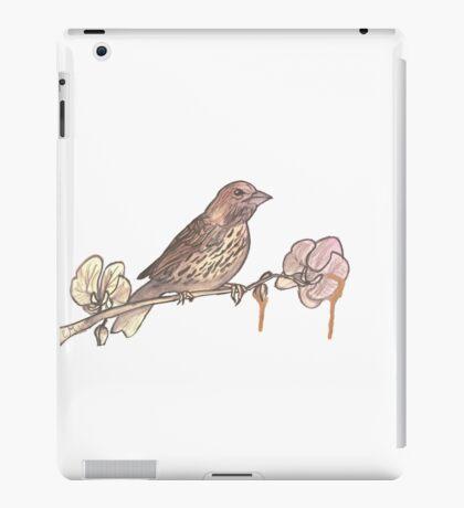 Gold Blood Bird iPad Case/Skin