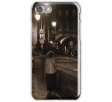 Pont Neuf at Night iPhone Case/Skin