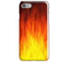 Flames and Fire iPhone Case/Skin