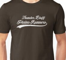 Thunder Bluff Plains Striders sports Unisex T-Shirt