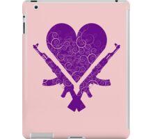 Heart & Guns iPad Case/Skin