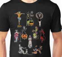 Halloween Flash | PinUp Girls Unisex T-Shirt