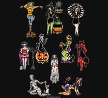 Halloween Flash | PinUp Girls Unisex T-Shirt