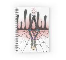 Spider-Gwen Spiral Notebook