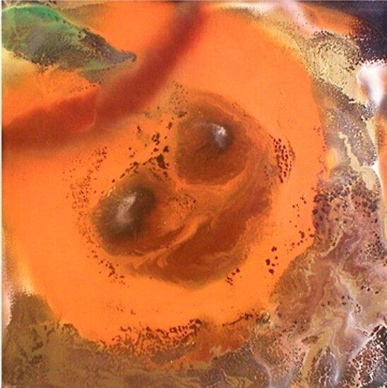 Jack-O-Lantern by Ginger Lovellette