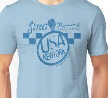 street racers NY,USA by rogers bros tshirts Unisex T-Shirt