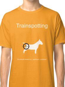 Trainspotting Minima Classic T-Shirt