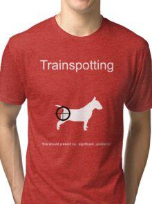 Trainspotting Minima Tri-blend T-Shirt