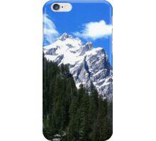 The Grand Teton in Jackson Hole iPhone Case/Skin