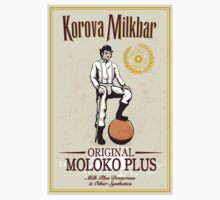 Moloko Plus - Sticker by Andy Hunt