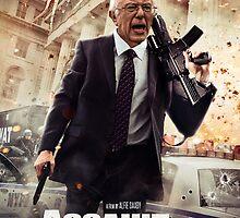 Bernie Sanders Attack on Wall Street by alfiesaxby