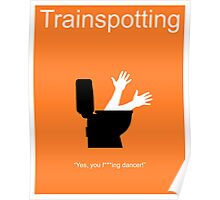 Trainspotting Minima 2 Poster