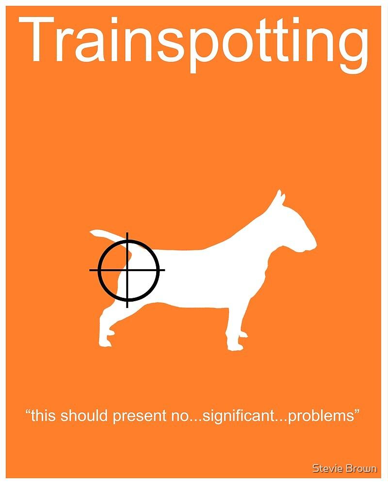 Trainspotting Minima by Stevie B