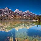 Taggart Lake, Grand Teton National Park by Ryan Wright