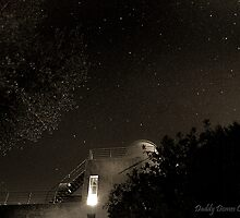 Midnight at the Observatory   by Melanie Collette