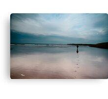 Glass Beach Canvas Print