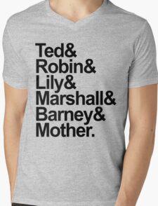 How I Met Your Mother Mens V-Neck T-Shirt