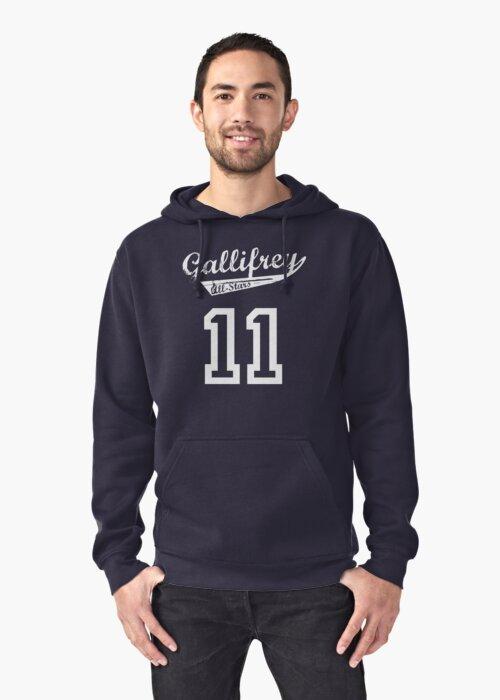 Gallifrey All-Stars: Eleven by twig3721