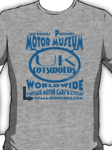 motor museum by rogers bros T-Shirt