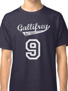 Gallifrey All-Stars: Nine Classic T-Shirt